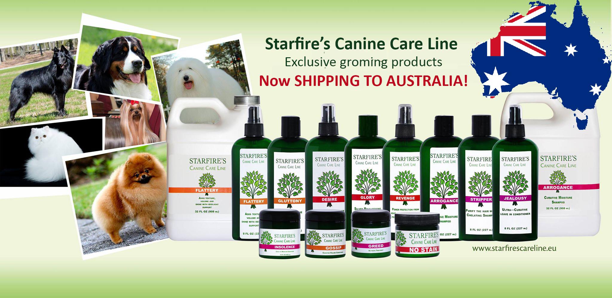 Косметика для собак starfire s купить в москве купить косметику ванила бум